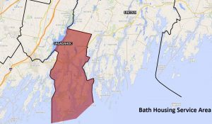 Bath Housing Service Area