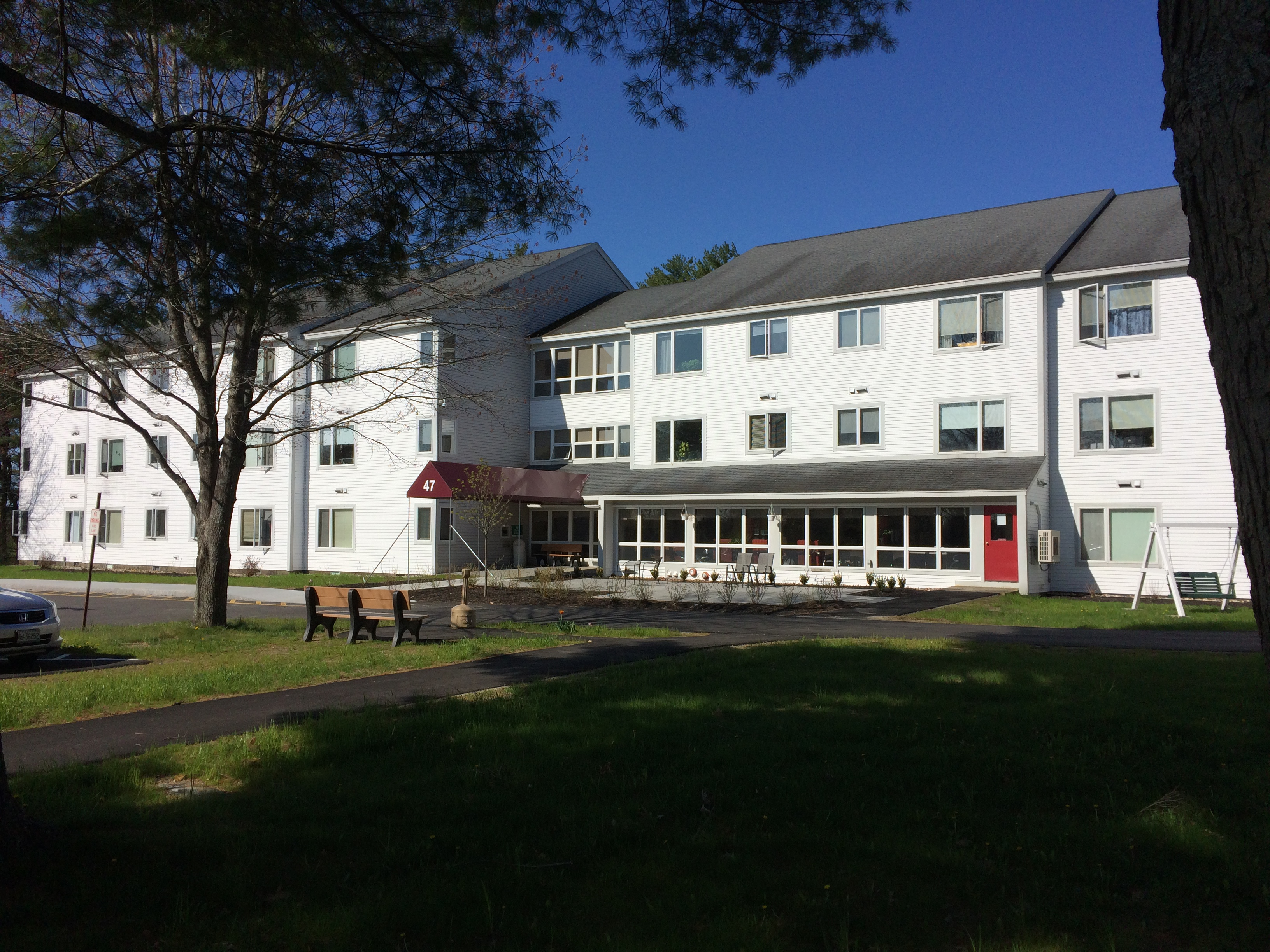 Seacliff elderly disabled bath housing for Handicapped housing